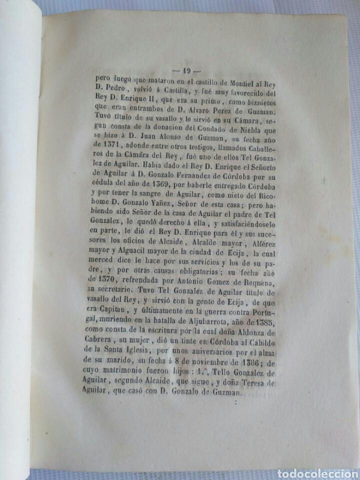 Diccionarios antiguos: Diccionario Histórico Genealógico y Heráldico, D. Luis Vilar y Pascual, 1860 -66. Genealogía. - Foto 232 - 151860282