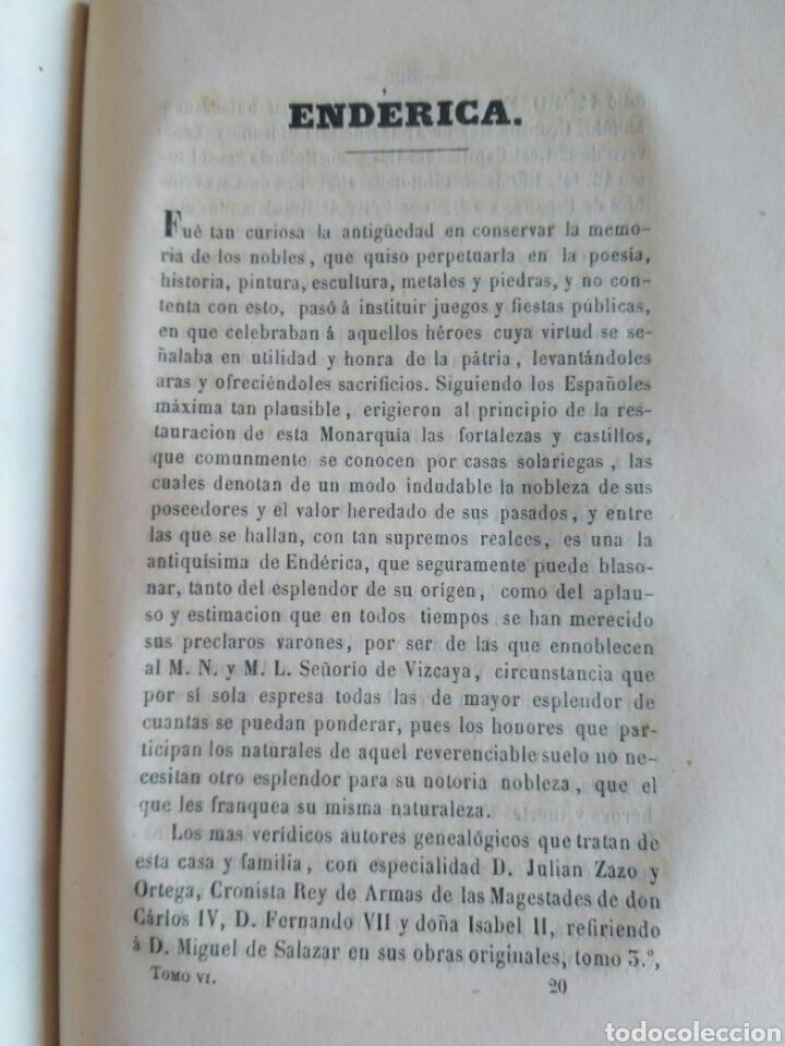 Diccionarios antiguos: Diccionario Histórico Genealógico y Heráldico, D. Luis Vilar y Pascual, 1860 -66. Genealogía. - Foto 239 - 151860282