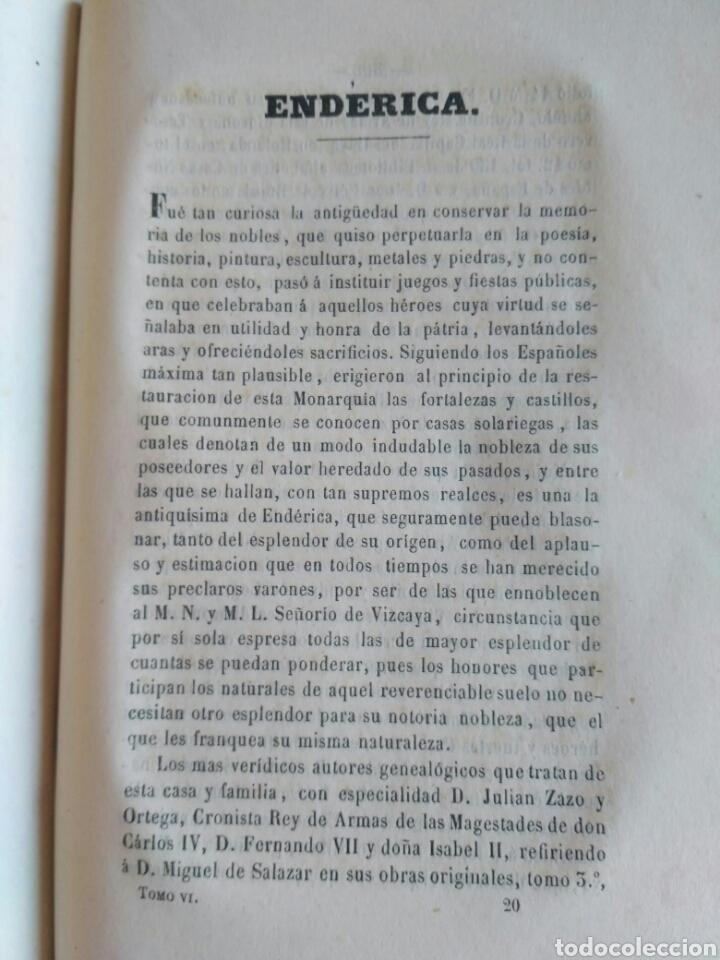 Diccionarios antiguos: Diccionario Histórico Genealógico y Heráldico, D. Luis Vilar y Pascual, 1860 -66. Genealogía. - Foto 246 - 151860282