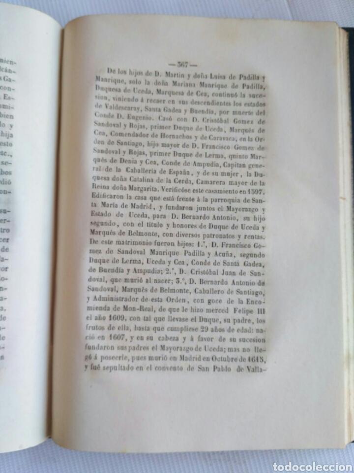 Diccionarios antiguos: Diccionario Histórico Genealógico y Heráldico, D. Luis Vilar y Pascual, 1860 -66. Genealogía. - Foto 252 - 151860282