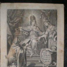 Diccionarios antiguos: S. JOSEPH, P. ANGELO: GAZOPHYLACIUM LINGUAE PERSARUM. 1684 . Lote 59972123