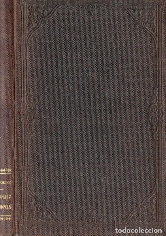 Diccionarios antiguos: LEPSIUS: STANDARD ALPHABET FOR REDUCING UNWRITTEN LANGUAGES AND FOREING GRAPHIC SYSTEMS (1863) - Foto 2 - 153432250