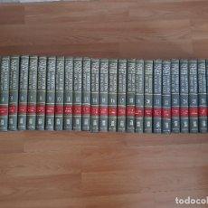 Diccionarios antiguos: DICCIONARIO ENCICLOPÉDICO ESPASA CALPE-30 TOMOS-EDICIÓN DEL AÑO 1992-EXCELENTE ESTADO.. Lote 155529046