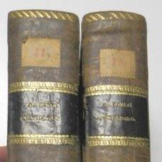 Diccionarios antiguos: DICCIONARI CATALÀ-CASTELLÀ-LLATÍ-FRANCÈS-ITALIÀ (JOSEPH TORNER, 1839). Lote 155638962