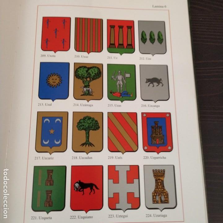 Diccionarios antiguos: DICCIONARIO HISPANOAMERICANO DE HERÁLDICA, ONOMÁSTICA Y GENEALOGÍA - VOLUMEN II - Foto 9 - 156968194
