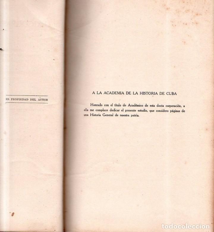 Diccionarios antiguos: LEXICOGRAFIA ANTILLANA. ALFREDO ZAYAS Y ALFONSO. HABANA, SIGLO XX. 1914. - Foto 5 - 159470850