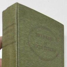 Livres anciens: DICCIONARIO DE VOCES CUBANAS. Lote 160156762