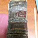 Diccionarios antiguos: DICCIONARIO DEL P. TERREROS 1793. Lote 160411525