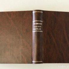 Libri antichi: LEANDRO CARRÉ ALVARELLOS DICCIONARIO GALEGO CASTELÁN A CORUÑA 1933. . Lote 162370230