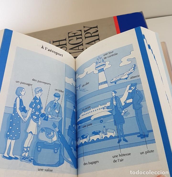 Diccionarios antiguos: LOTE DE 3 DICCIONARIOS:OXFORD, LONGMAN POCHE E ITALIANO - Foto 3 - 163515134