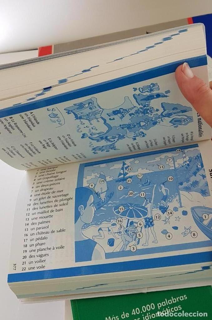 Diccionarios antiguos: LOTE DE 3 DICCIONARIOS:OXFORD, LONGMAN POCHE E ITALIANO - Foto 5 - 163515134