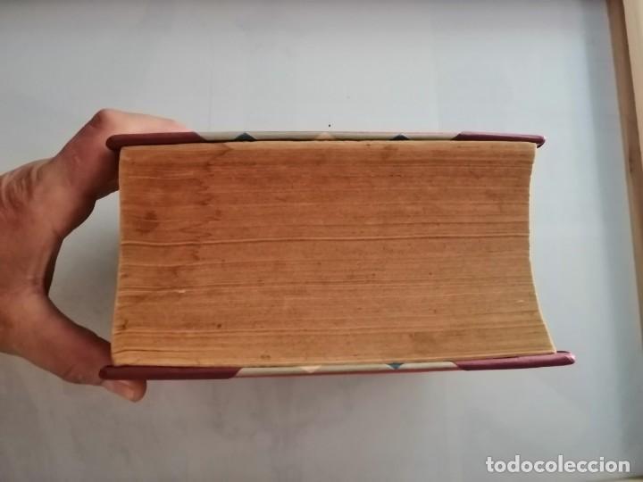 Diccionarios antiguos: DICCIONARIO ENCICLOPÉDICO ILUSTRADO DE LA LENGUA ESPAÑOLA - POR DON JOSE ALEMANY Y BOLUFER.1934 - Foto 6 - 169112440