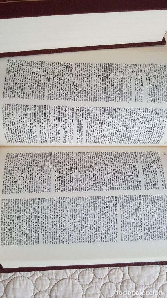 Diccionarios antiguos: DICCIONARIO LAROUSSE DE HISTORIA UNIVERSAL - Foto 4 - 169885164