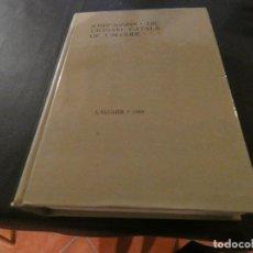 Diccionarios antiguos: LIBRO EN CATALAN JOSEP SANNA DICCIONARIO CATALA DE L ALGUER 1988 ENORME TAMAÑO 1150 PAG. Lote 171656540