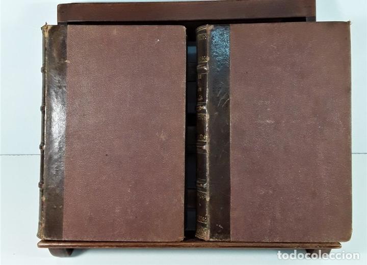 Diccionarios antiguos: DICCIONARI CATALÁ-CASTELLÁ-LLATÍ-FRANCES-ITALIÁ. 2 TOMOS. IMP. J. TORNER. 1839. - Foto 2 - 172295137