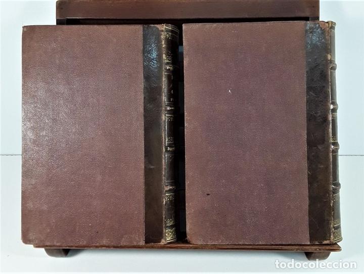 Diccionarios antiguos: DICCIONARI CATALÁ-CASTELLÁ-LLATÍ-FRANCES-ITALIÁ. 2 TOMOS. IMP. J. TORNER. 1839. - Foto 9 - 172295137