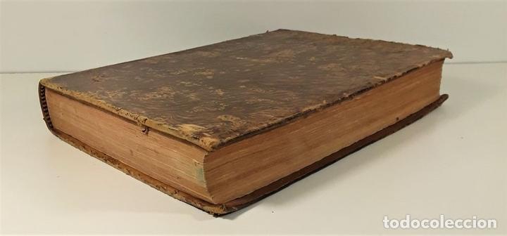 Diccionarios antiguos: DICCIONARIO ENCICLOPÉDICO DE LA LENGUA ESPAÑOLA. TOMO I. IMP. GASPAR Y ROIG. 1853. - Foto 2 - 172746078