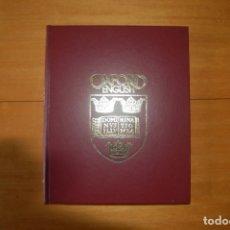 Diccionarios antiguos: CURSO DE INGLÉS OXFORD ENGLISH. TOMO IV. Lote 172964932