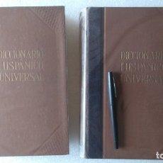 Diccionarios antiguos: DICCIONARIO HISPÁNICO UNIVERSAL COMPLETO HORTA. Lote 174449653