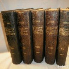 Diccionarios antiguos: DICCIONARIO GENERAL ETIMOLOGICO - R. BARCIA- SEIX EDITOR. Lote 174623699