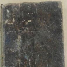 Diccionarios antiguos: VALBUENA REFORMADO. DICCIONARIO LATINO ESPAÑOL. LIBRERÍA DE ROSA Y BOURET, PARÍS, 1859. Lote 176375108