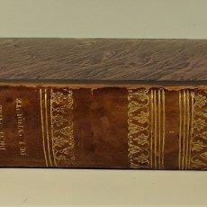 Diccionarios antiguos: DICTIONNAIRE CLASSIQUE DE LANTIQUITÉ. BOUILLET. LIB. CLASSIQUE-ÉLÉMENTAIRE. 1826.. Lote 176753839