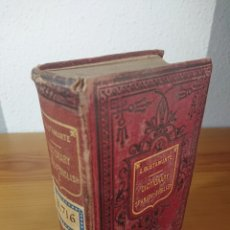 Diccionarios antiguos: DICTIONARY OF THE SPANISH AND ENGLISH LANGUAGES, 1878, CORONA BUSTAMANTE. Lote 176754215