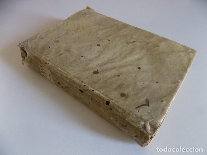 LIBRERIA GHOTICA. EDICIÓN EN PERGAMINO DEL THESAURUS HISPANO-LATINUS.POR VALERIANO REQUEJO.1843 (Libros Antiguos, Raros y Curiosos - Diccionarios)