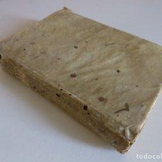 Diccionarios antiguos: LIBRERIA GHOTICA. EDICIÓN EN PERGAMINO DEL THESAURUS HISPANO-LATINUS.POR VALERIANO REQUEJO.1843. Lote 176953475