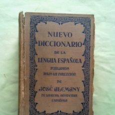 Diccionarios antiguos: ANTIGUO DICCIONARIO.. Lote 177320377