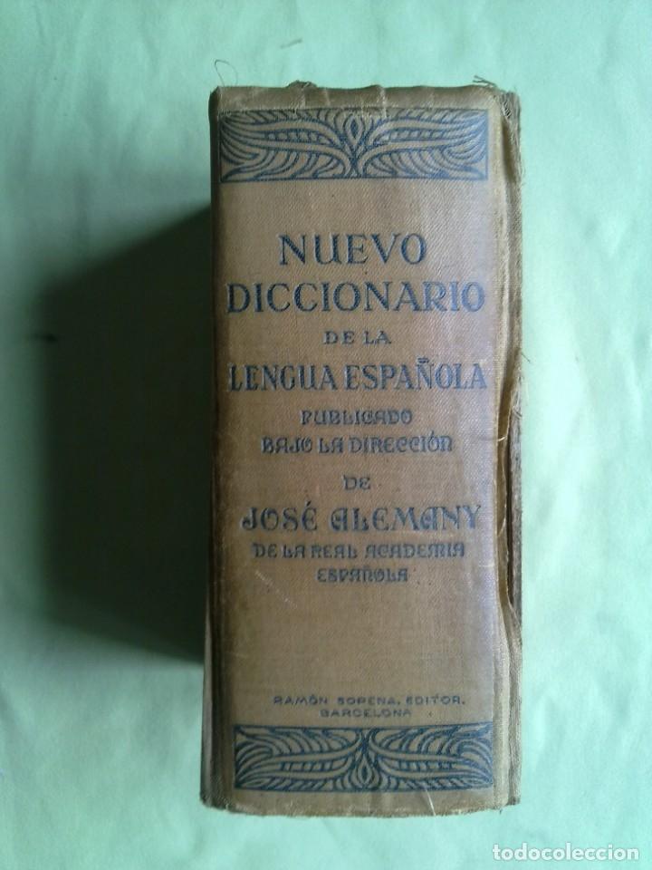 Diccionarios antiguos: ANTIGUO DICCIONARIO. - Foto 5 - 177320377