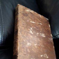 Diccionarios antiguos: DICCIONARIO GEOGRAFICO ESTADISTICO HISTORICO DE ESPAÑA TOMO IV . AÑO 1849. Lote 177405570