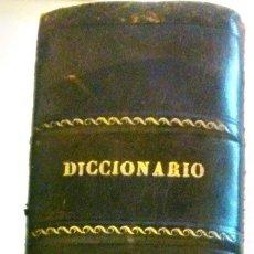 Diccionarios antiguos: DICCIONARIO PAL-LAS EN 5 IDIOMAS. 1922. HORTA. VER TODAS LAS FOTOS.. Lote 177832433