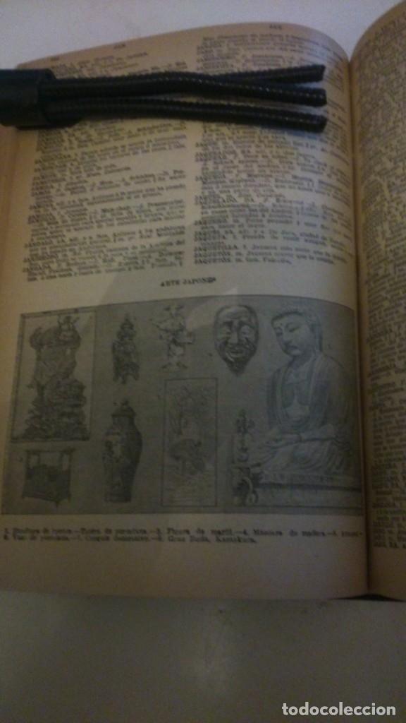 Diccionarios antiguos: DICCIONARIO PAL-LAS EN 5 IDIOMAS. 1922. HORTA. VER TODAS LAS FOTOS. - Foto 4 - 177832433