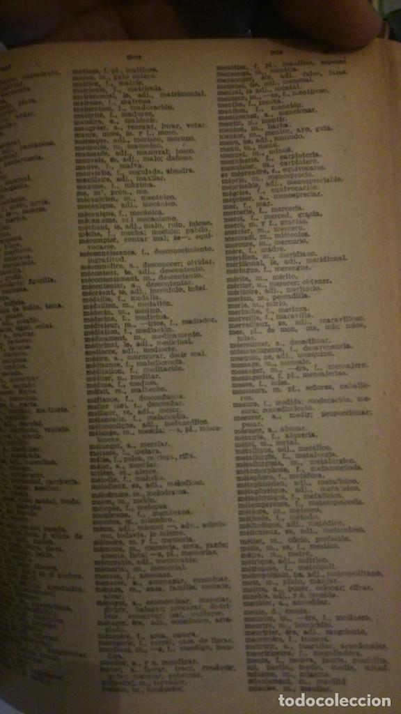 Diccionarios antiguos: DICCIONARIO PAL-LAS EN 5 IDIOMAS. 1922. HORTA. VER TODAS LAS FOTOS. - Foto 6 - 177832433