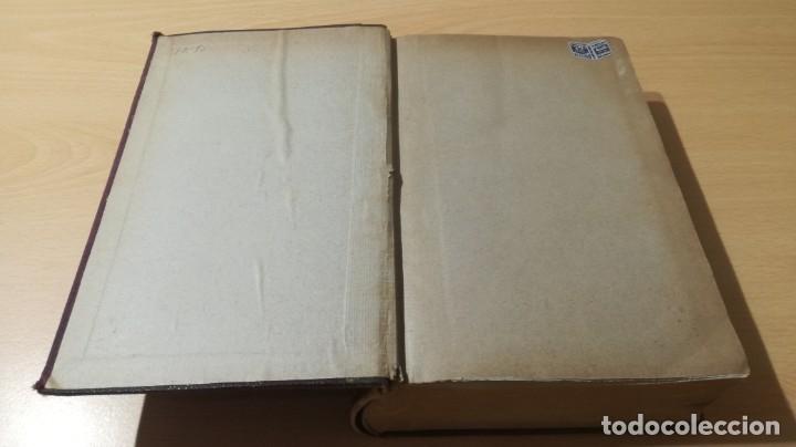Diccionarios antiguos: DICCIONARIO ESPAÑOL INGLES - ARTURO CUYAS - AGUSTIN BOSCH 1918 - Foto 3 - 177841848