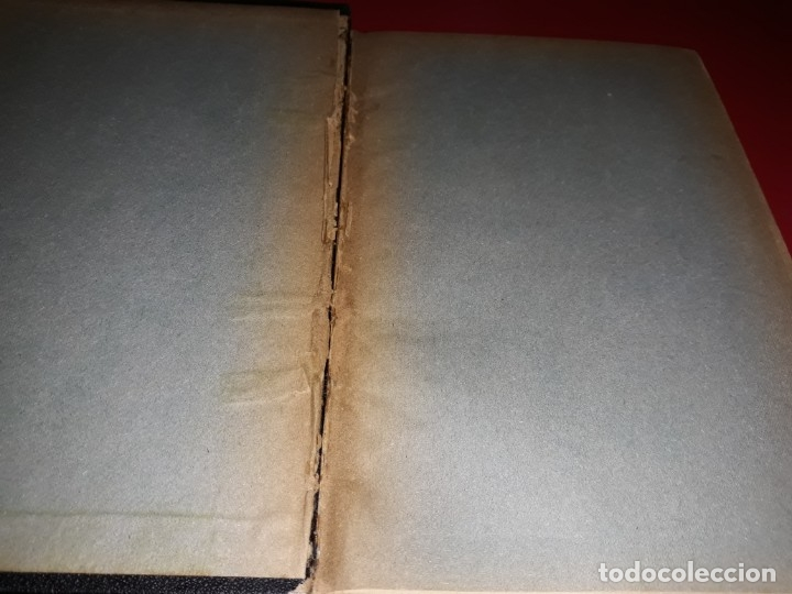 Diccionarios antiguos: Diccionario de Ortografia Homologia y Regimen de la Lengua Española M. Abellan Año 1911 - Foto 5 - 178688002