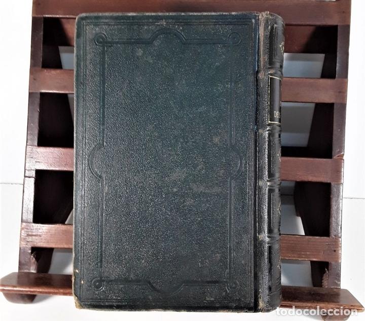 Diccionarios antiguos: DICTIONNAIRE UNIVERSEL DES LITTÉRATURES. G. VAPEREAU. LIBR. HACHETTE ET CIE. PARÍS. 1884. - Foto 8 - 179308711