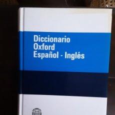 Libri antichi: DICCIONARIO OXFORD ESPAÑOL-INGLÉS. Lote 179374990