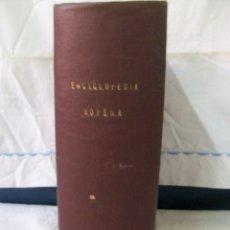 Diccionarios antiguos: ENCICLOPEDIA SOPENA-SEGUNDO TOMO-1934. Lote 179402407