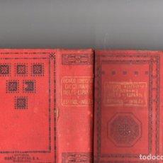 Diccionarios antiguos: DICCIONARIO ROBERTSON INGLÉS-ESPAÑOL, ESPAÑOL-INGLÉS 1935. Lote 180280396