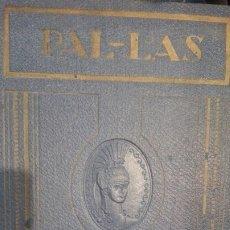 Diccionarios antiguos: PAL.LAS PALLAS DICCIONARI CATALA-CASTELLA-FRANCES.PER E.VALLES 1927. Lote 180872527