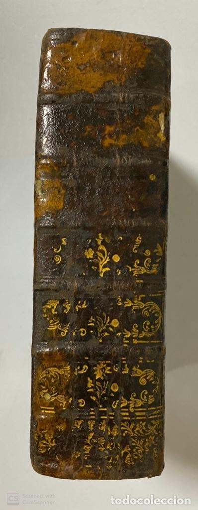 Diccionarios antiguos: DICCIONARIO GEOGRAFICO. COMPLETO.2ª EDICION. 3 TOMOS EN UNO. POR JOACHIN IBARRA. MADRID, 1763. LEER - Foto 3 - 180919826