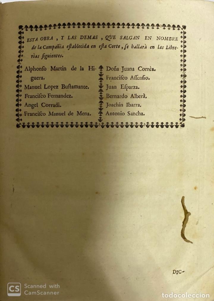 Diccionarios antiguos: DICCIONARIO GEOGRAFICO. COMPLETO.2ª EDICION. 3 TOMOS EN UNO. POR JOACHIN IBARRA. MADRID, 1763. LEER - Foto 6 - 180919826