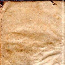 Diccionarios antiguos: THESAURUS HISPANO- LATINUS. VERBIS ET PHRAIBUS. P. BARTHOLOMEO BRAVO. P. PETRO DE SALAS. 1795.. Lote 180925612