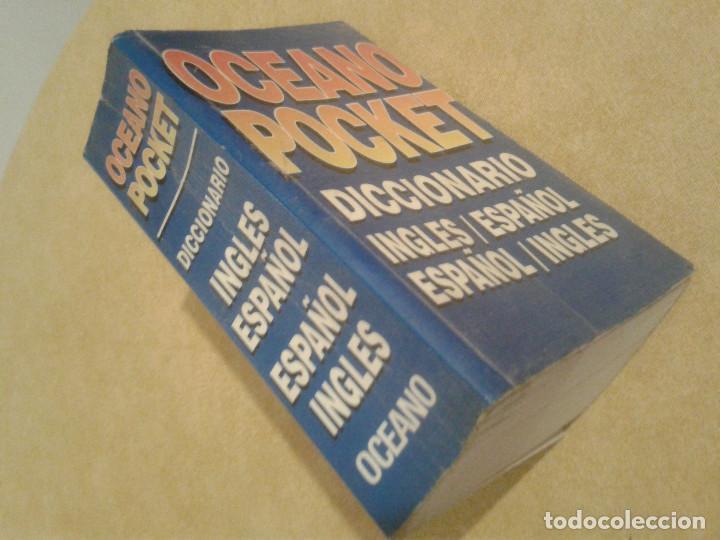 DICCIONARIO INGLES POCKET OCEANO - NUEVO (Libros Antiguos, Raros y Curiosos - Diccionarios)
