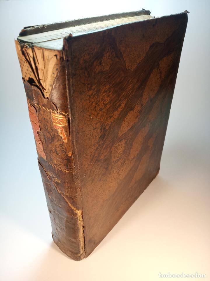 DICCIONARIO DE LA ACADEMIA ESPAÑOLA. DIRECCIÓN JOSÉ RENÉ MASSON. PARÍS. CASA DE MASSÓN E HIJO. 1826. (Libros Antiguos, Raros y Curiosos - Diccionarios)