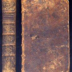 Diccionarios antiguos: ECHARD, LAURENCE. DICTIONNAIRE GEOGRAPHIQUE PORTATIF OU DESCRIPTION DES ROYAUMES, PROVINCES... 1755. Lote 187161957