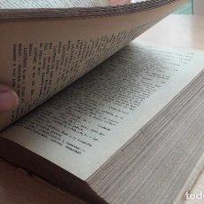 Diccionarios antiguos: DICCIONARIO LATÍN-ESPAÑOL, ESPAÑOL-LATÍN, ED ALDECOA, 1940. Lote 189436888