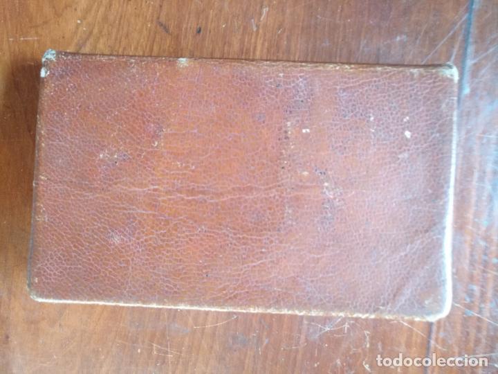 Diccionarios antiguos: religion - diccionario frances español , vocabulaire francais espagnol arturo de rozzol - paris - Foto 2 - 190348067